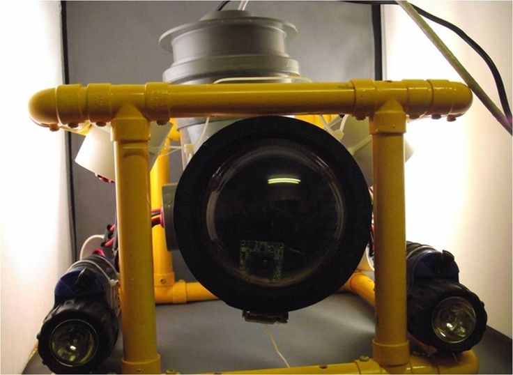 Drone Homemade : Underwater ROV's Display low cost Underwater ROV built from plumbing compo