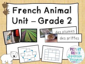 French animal unit - grade 2