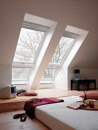 If I ever have an attic. VELUX balkon dakramen horizontaal gekoppeld, meer info www.DAKDIDAK.nl