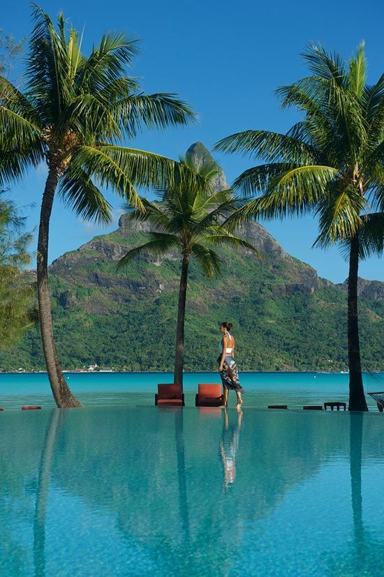 Intercontinental Thalasso Bora Bora Resort Spa