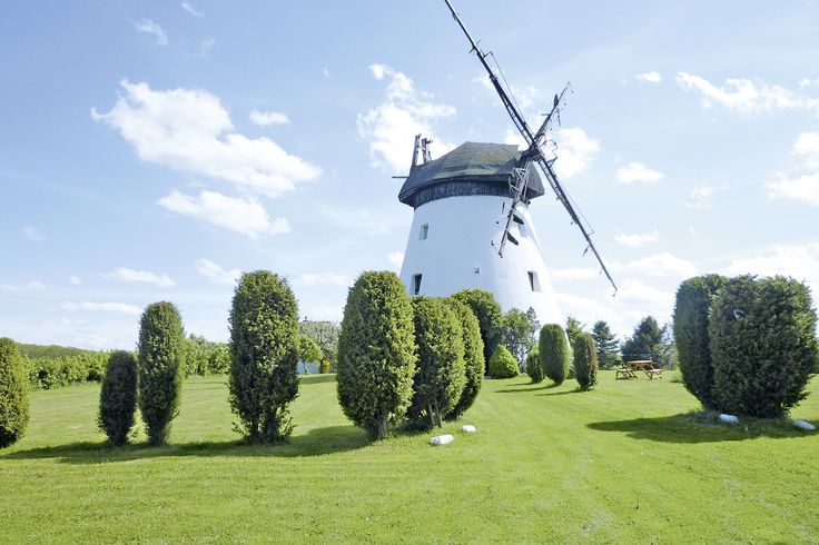 This beautiful mill is a holiday home in Poland #extraordinary #poland #mill