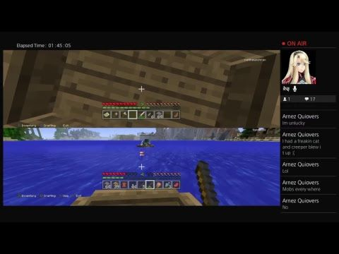 http://minecraftstream.com/minecraft-gameplay/minecraft-gameplay-part-1-ft-schrammer-hammer-herobrine-seed/ - Minecraft Gameplay Part 1 ft. Schrammer Hammer (Herobrine Seed)  I'll update my channel when i can. Please subscribe. I LiveStream everyday. 😀 Thank you! Instagram: shadowfire_37_ Musically: stephanie_38_ Snapchat: daisy_q1234