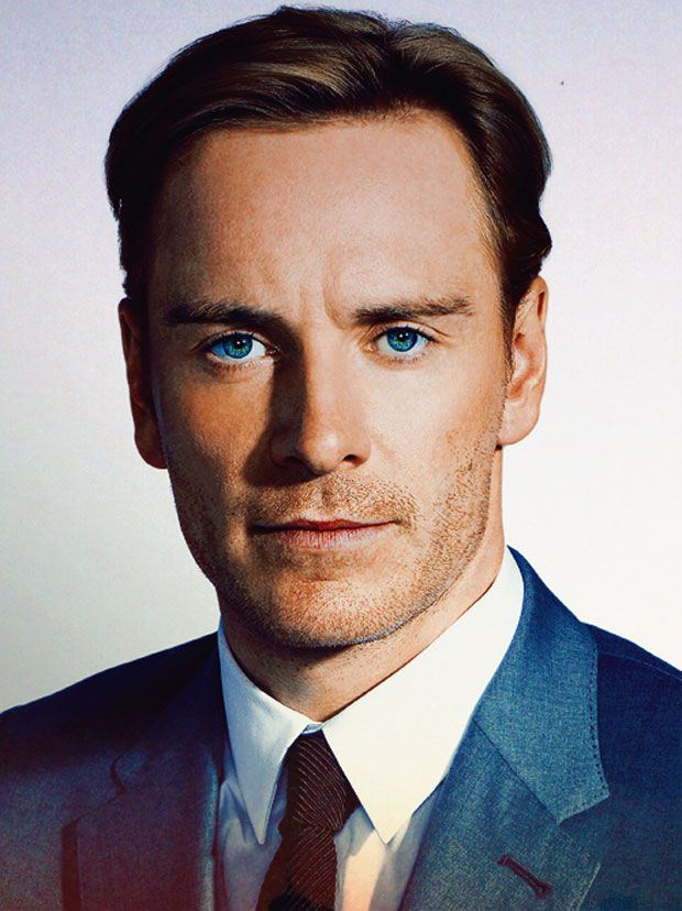 Michael Fassbender. Thanks to X-Men I now know of another handsome and talented man. The world is full of these!!!
