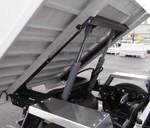 Wood Chipper - Tipper   Aluminium Auto Accessories   G.D. Gitsham Pty Ltd