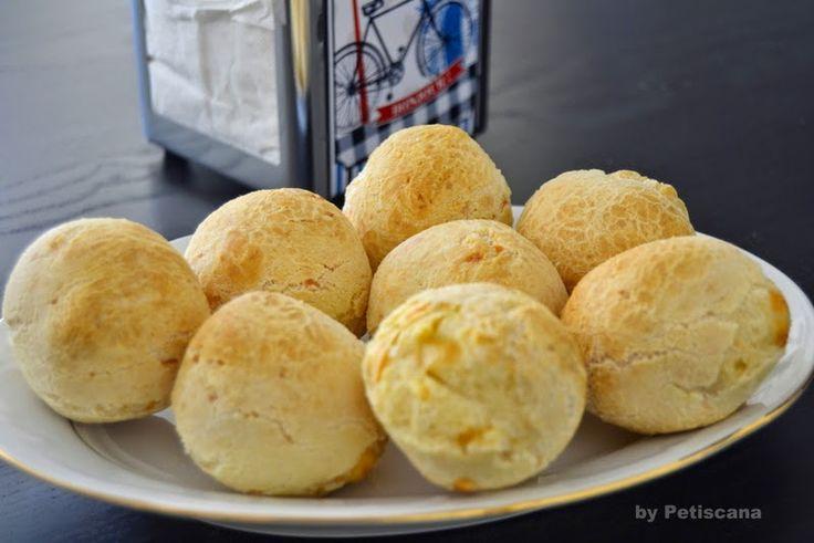 Petiscana: Pão de queijo