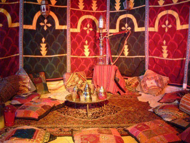 Marokkaanse bruidstent