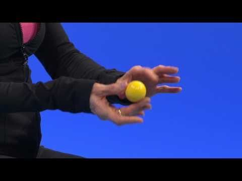 Sit and Be Fit - Finger Exercise - Mary Ann Wilson, RN - Hand Exercise Arthritis http://www.squidoo.com/gloves-for-arthritic-hands