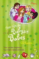 Hier zijn de Babysit Babes! Een dikke omnibus van Chips en zakgeld, Slippers en laptops en Pizza met problemen.