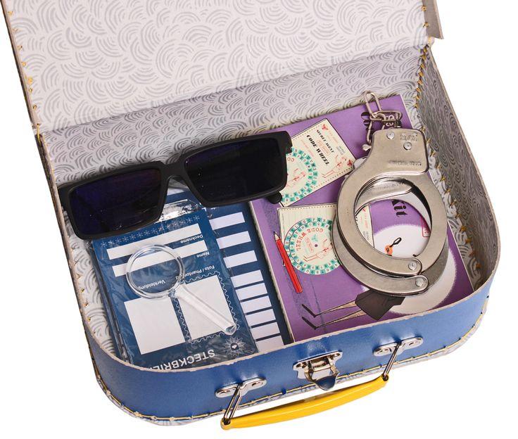 Detektiv Koffer