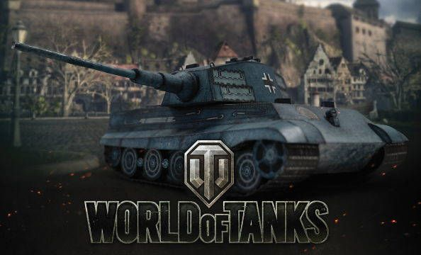 World of Tanks - WWII Tiger II Tank Ver.2 Free Paper Model Download - http://www.papercraftsquare.com/world-of-tanks-wwii-tiger-ii-tank-ver-2-free-paper-model-download.html#125, #Tank, #TigerII, #WorldOfTanks, #WWII