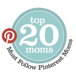 A pin to promote a whole board (Top 20 Pinterest Moms) which puts up pins on the best blogs of 20 moms... How clever!!!
