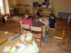Montessori avec les 6-12 ans