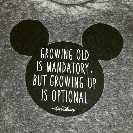 Walter Disney wisdom