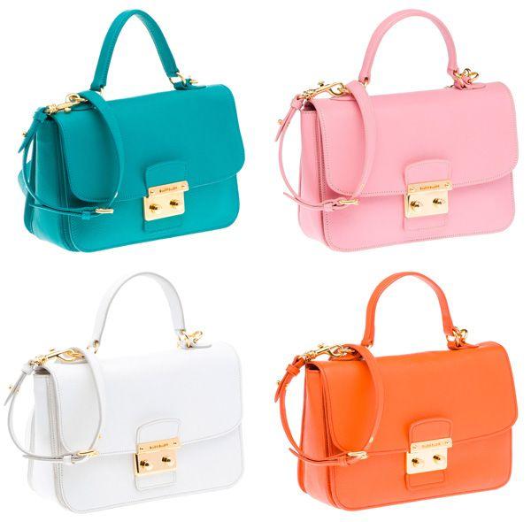 Miu Miu Madras Top Handle Bag