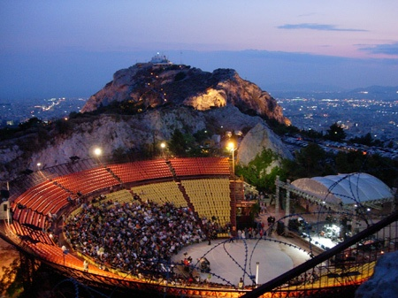 Likavitos theatre, Athens