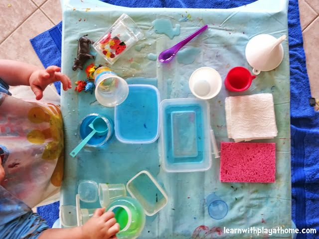 1000 images about sensory bins on pinterest glow for Activities to do on christmas day at home