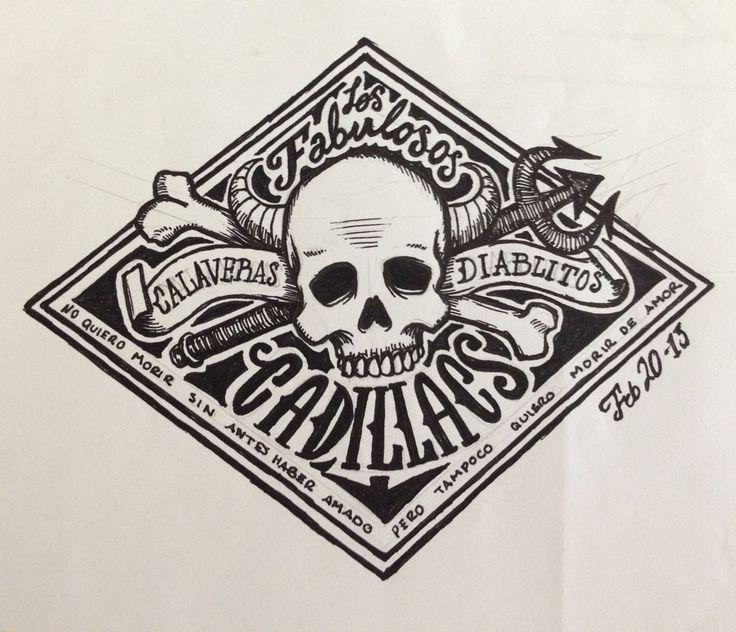 Los Fabulosos Cadillacs #thevintees #musicwelisten #losfabulososcadillacs