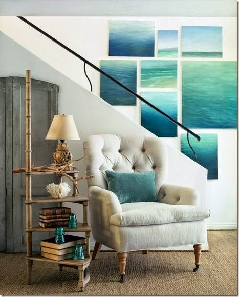 50 best staircase wall decorating ideas images on Pinterest ...