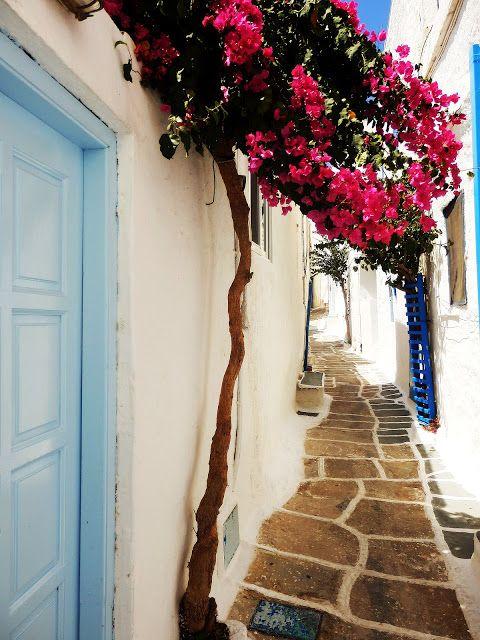 Hellenic Blues - #LifeOnIos | The Anti-Tourist #Ios #cyclades #Greece