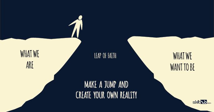 You create your own reality