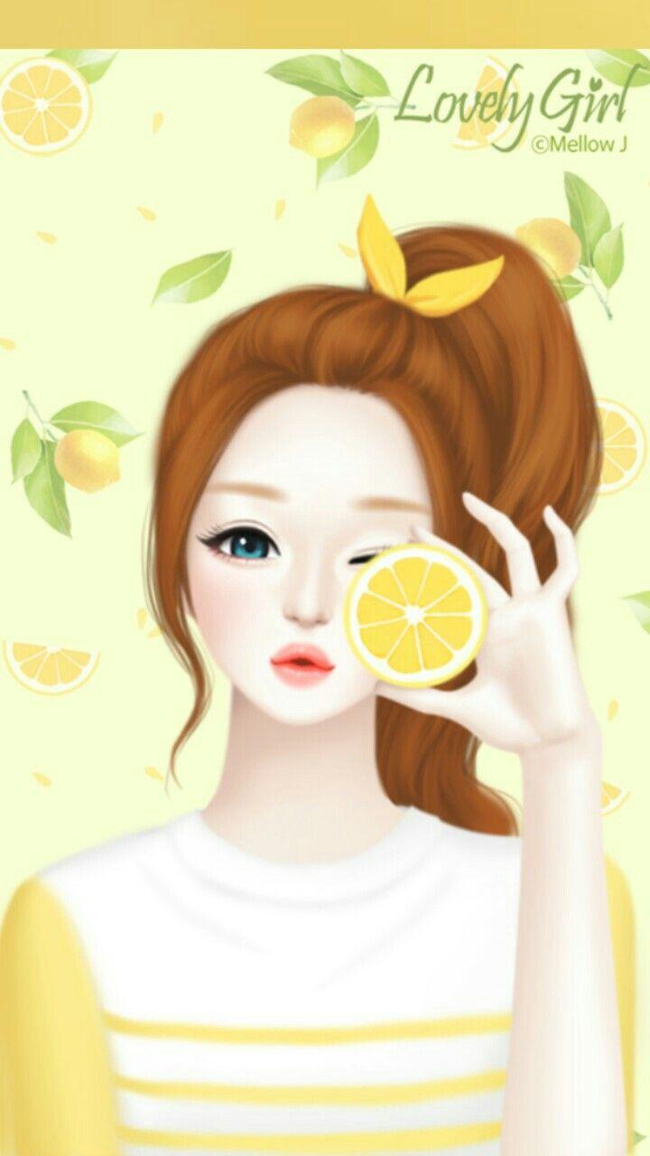 Muskan Girl Wallpaper Enakei Di 2019 Animasi Anime Gadis Cantik Dan Gadis Cantik
