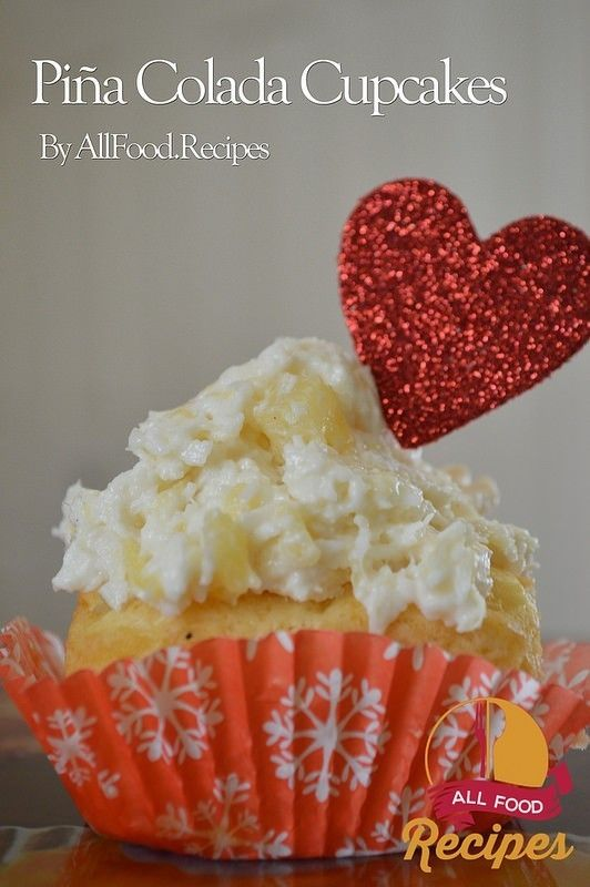 Pina Colada Cupcakes EnjoyPina Colada Cupcakes Enjoy