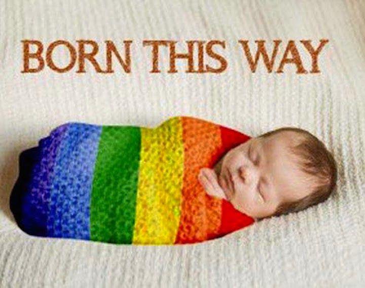 Nacemos gays, y lo heredamos de nuestras madres