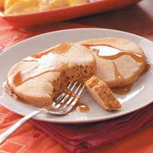 There is nothing better than Pumpkin Pancakes on #Thanksgiving morning.  http://www.stockpilingmoms.com/2011/09/pumpkin-pancakes-recipe/