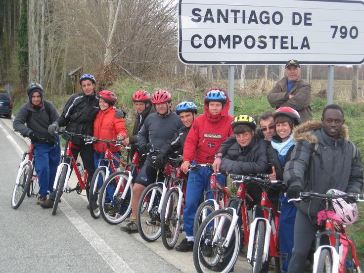 Exodus in Santiago de compostela Onlus Italy