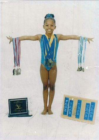 Gabby Douglas - the early years!