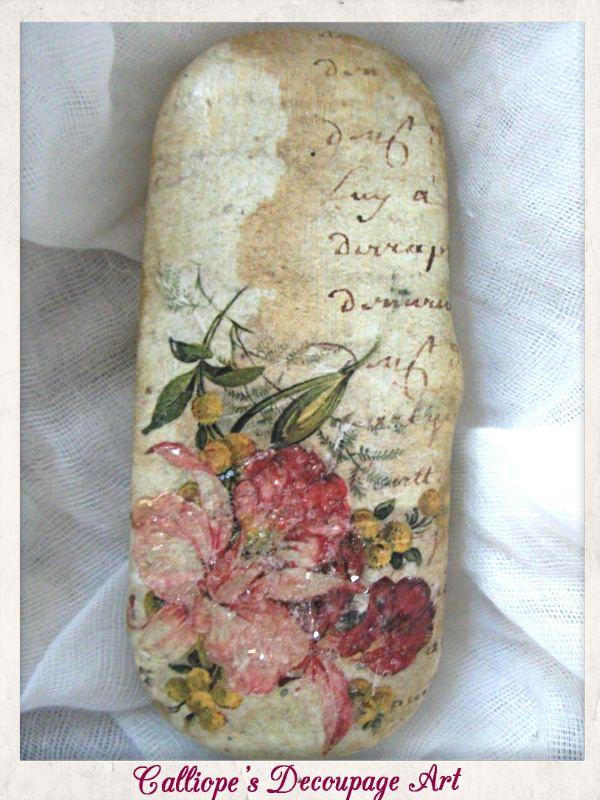 Θήκες Γυαλιών | Calliope's Decoupage Art