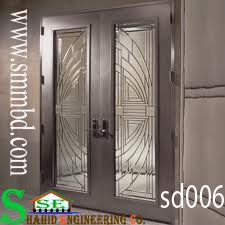 Category: Steel Door Tags: -Front Doors, Frames, Metal & Steel Doors, Shop Entry Doors, Steel & Hollow Metal Doors, Steel Doors, steel security door Model No	: SD 006 Delivery Time	: 15-25 Days Shipment	: Free in Dhaka city Product Unit	: Price per pcs. Materials	: iron ,Mile Steel Size	: H ' x L ' or As your requirement Metal type	: Steel, Wrought iron