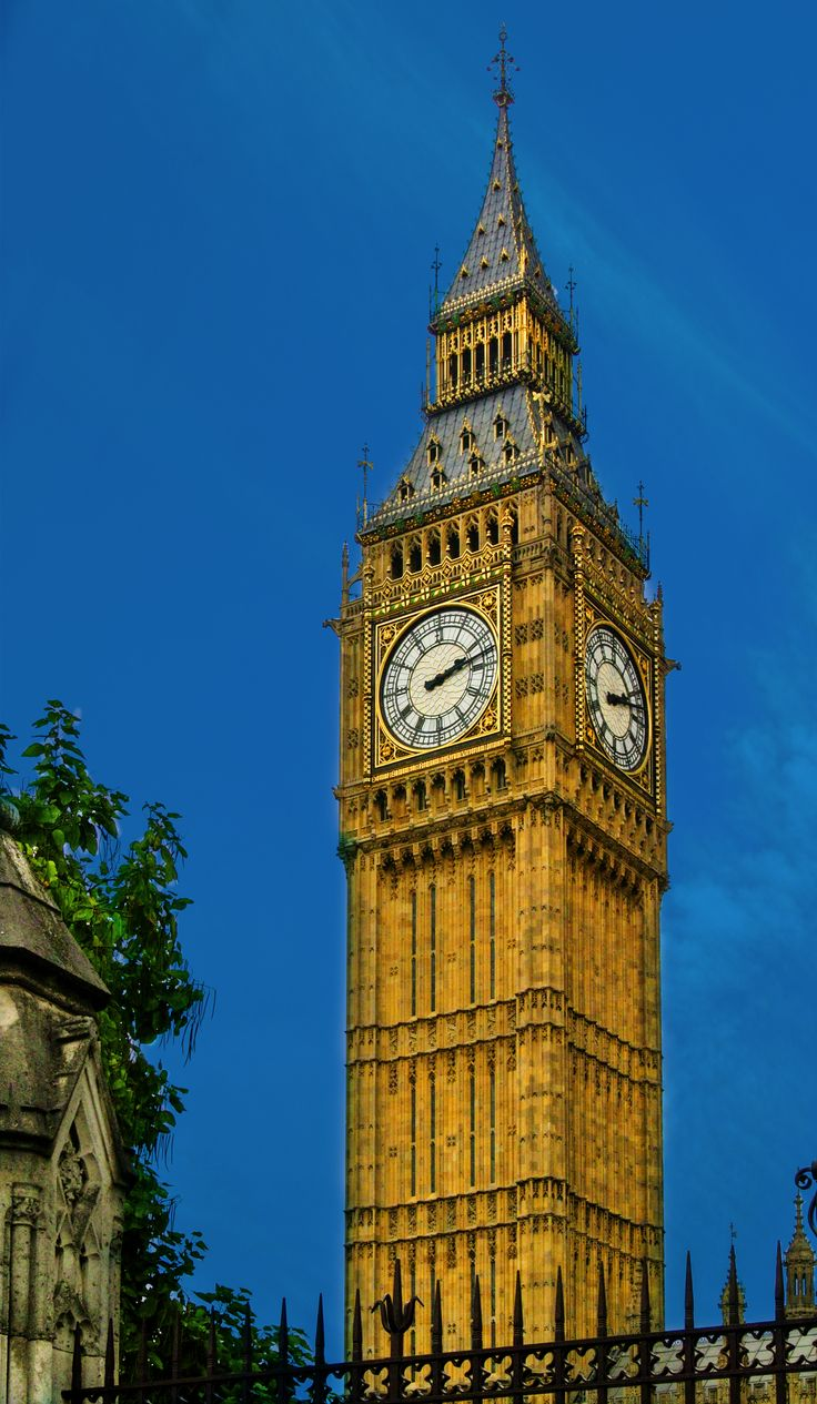 Elizabeth Tower, Houses of Parlament