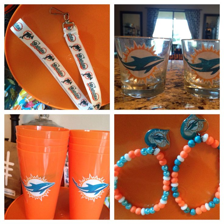 Miami Dolphins party