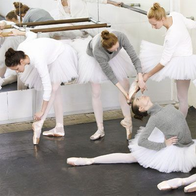 J.Crew and the Russian Ballet... still love these photos!