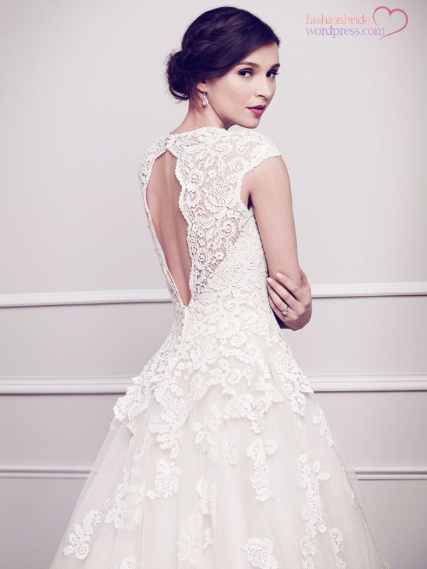 Kenneth Winston Premiere 2015 Spring Bridal Collection