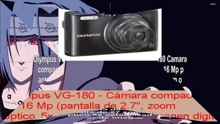 cool Olympus VG180  Cámara compacta de 16 Mp pantalla de 27 zoom óptico 5x estabilizador de imagen Check more at http://gadgetsnetworks.com/olympus-vg180-camara-compacta-de-16-mp-pantalla-de-27-zoom-optico-5x-estabilizador-de-imagen/