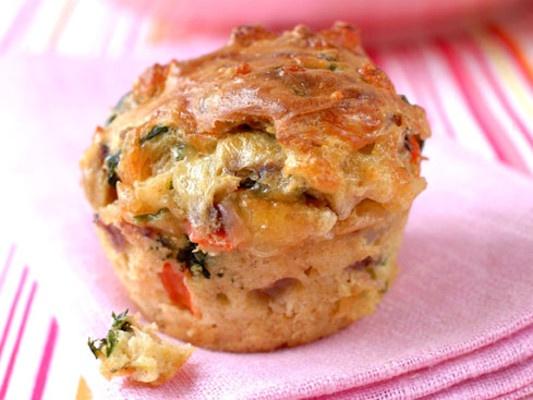 En sunnere muffins