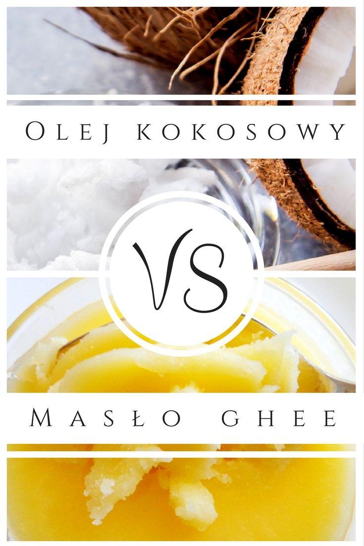 Olej kokosowy i masło ghee to tłuszcze, które świetnie sprawdzą się w kuchni. Sprawdź ich zalety...