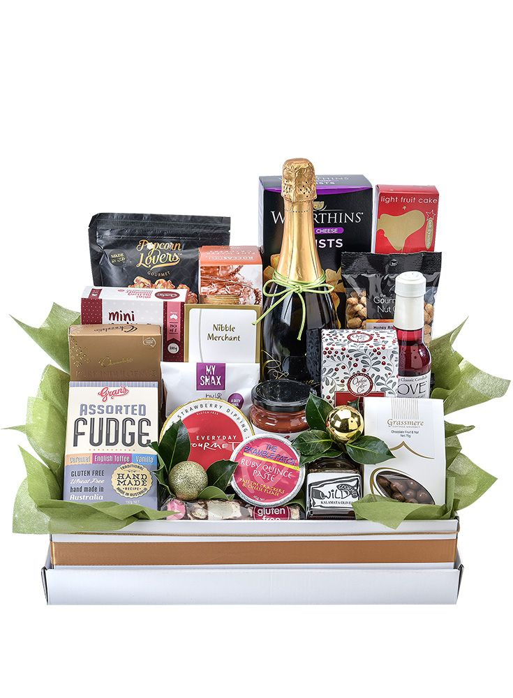 17 best christmas hampers images on pinterest theyll love our festive feast hamper bursting with sweet and savoury treats negle Choice Image