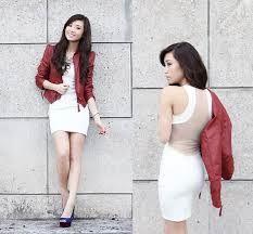 propuesta urbana chaqueta y vestido