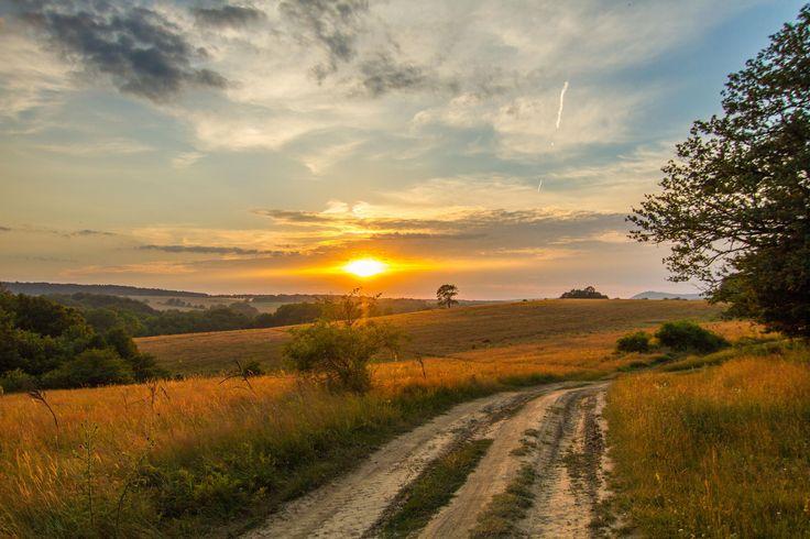 Walking Home with the Sun by Talamon Jose Berta on 500px