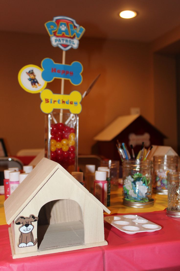 Best images about paw patrol party on pinterest diy