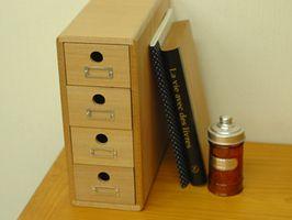 レスパスアレンジボックス本棚/レスパス/デスク/収納/引き出し/木製/インテリア/ラルース