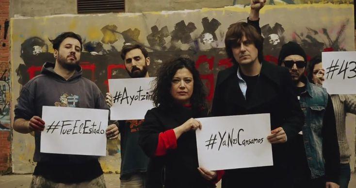#News // Nacho Vegas se solidariza con las causas sociales.