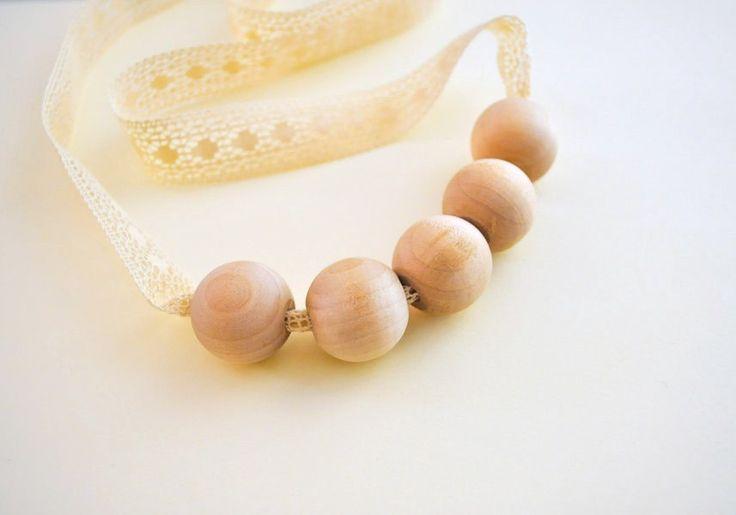 "Thanks for the kind words! ★★★★★ ""Beautiful! Thank you!"" Jennifer M. http://etsy.me/2CiKJCG #etsy #jewelry #necklace #bathandbeauty #babyandchildcare #nursingnecklace #teethingnecklace #teethingtoy #babywearingnecklace #breastfeading"