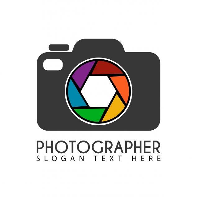 Vector Shutter Camera Logo Icon Symbols App Icon Brand Identity Camera Logo Camera Logos Design Logo Design Free Templates