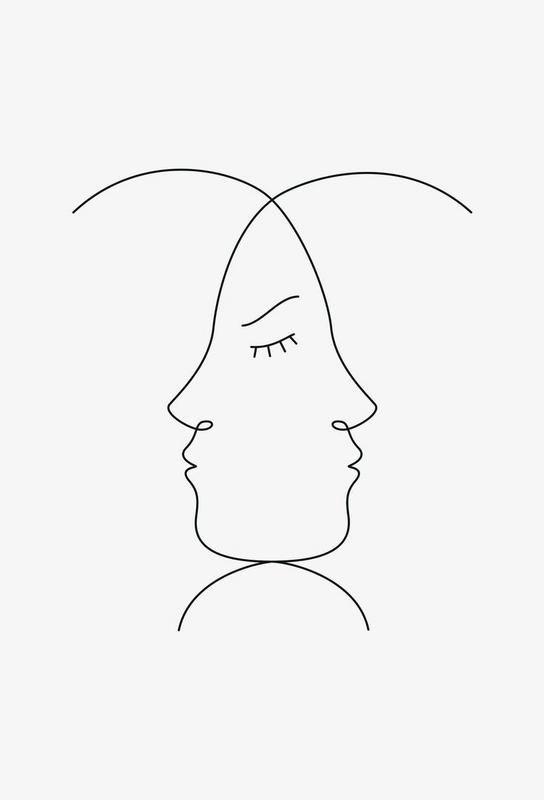 Emoticons en Impression sur acrylique par Lukas Frischknecht | JUNIQE