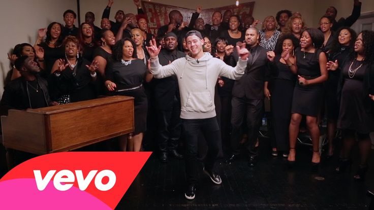 Nick Jonas - Jealous (Gospel Version)  its dope tho
