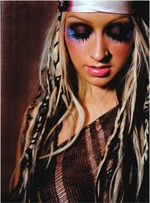 christina aguilera, stripped era, music